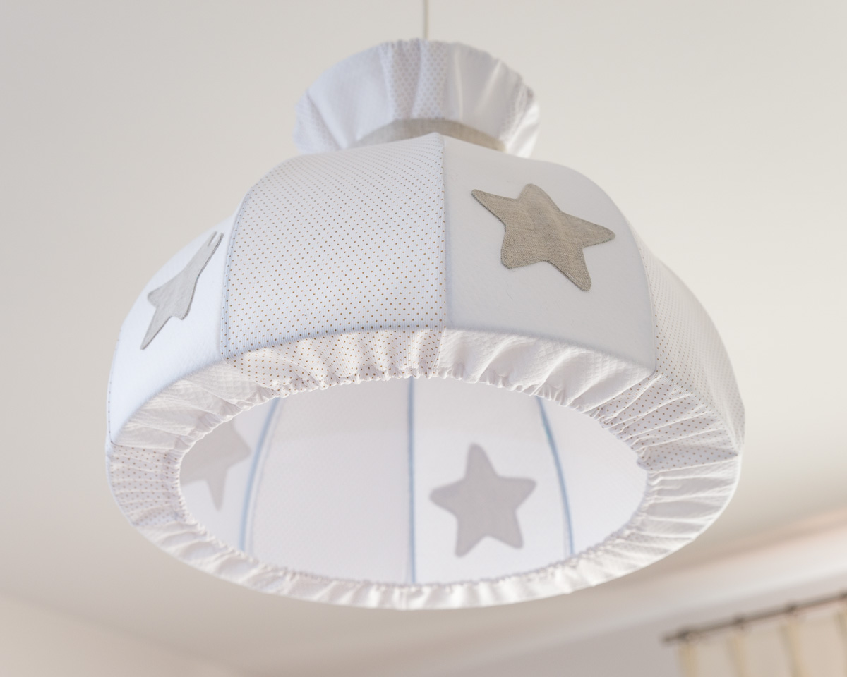 lampada stelline